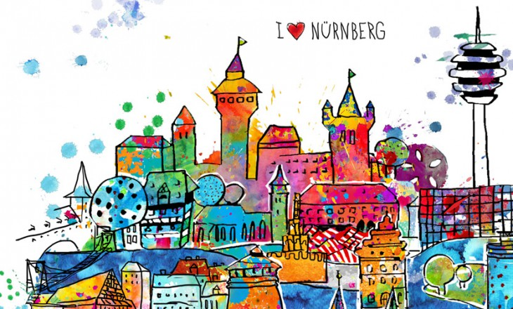 Pop-Art für Nürnberg