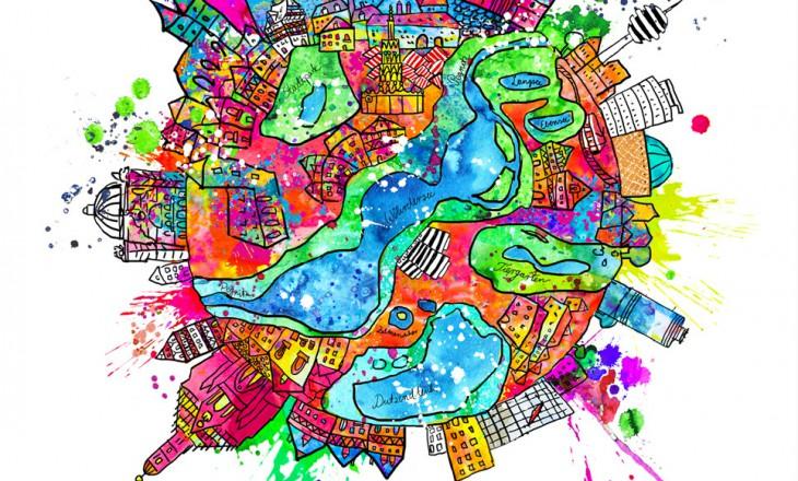 Happy Nürnberg – fantasievolle Weltstadt!