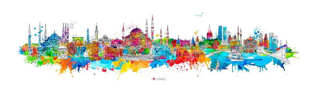 Art_Istanbul_skyline_birgit_osten