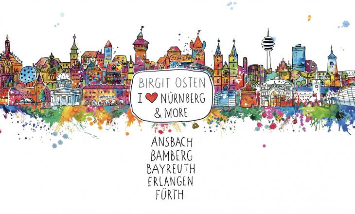 """Birgit Osten auf Nürnbergs Kunstmesse """"ConsumArt"""" Halle 10 Stand G5"""