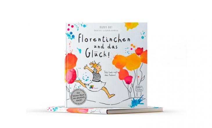 Das Kreative Glücksbilderbuch  – ein farbenfrohes Buch auch für Große Glückskinder