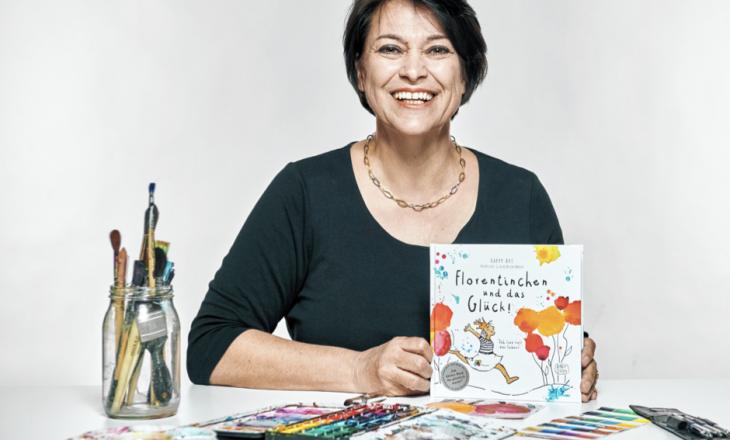 """Presseberichte und Online-Rezensionen zum Kreativen Glücks-Bilderbuch """"Florentinchen und das Glück"""""""